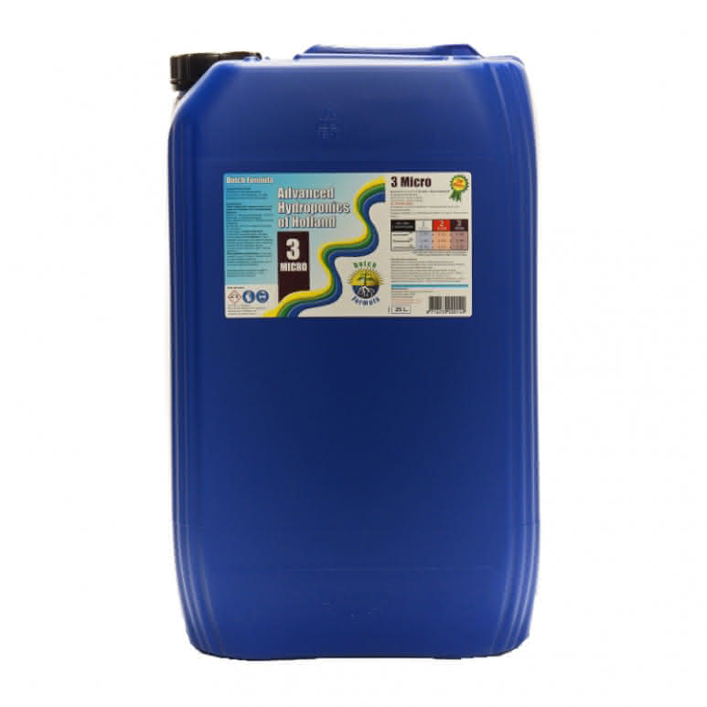Advanced Hydroponics Micro 25 Liter - Basisdünger