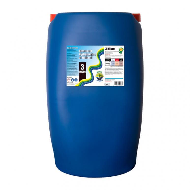 Advanced Hydroponics Micro 60 Liter - Basisdünger