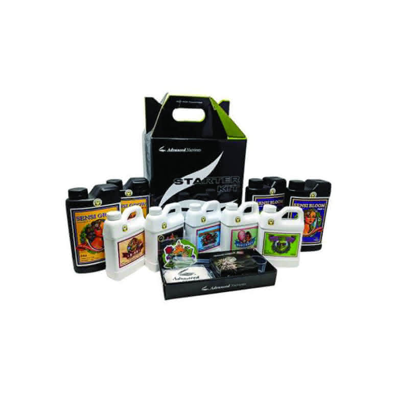 Advanced Nutrients Starter-Kit - Düngerset - 3250ml