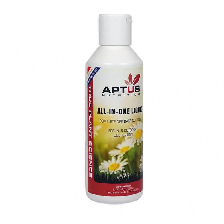 Aptus All-In-One Liquid 150ml - Basisnährstoffe flüssig