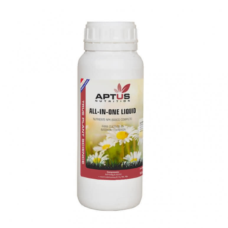 Aptus All-In-One Liquid 500ml - Basisnährstoffe flüssig