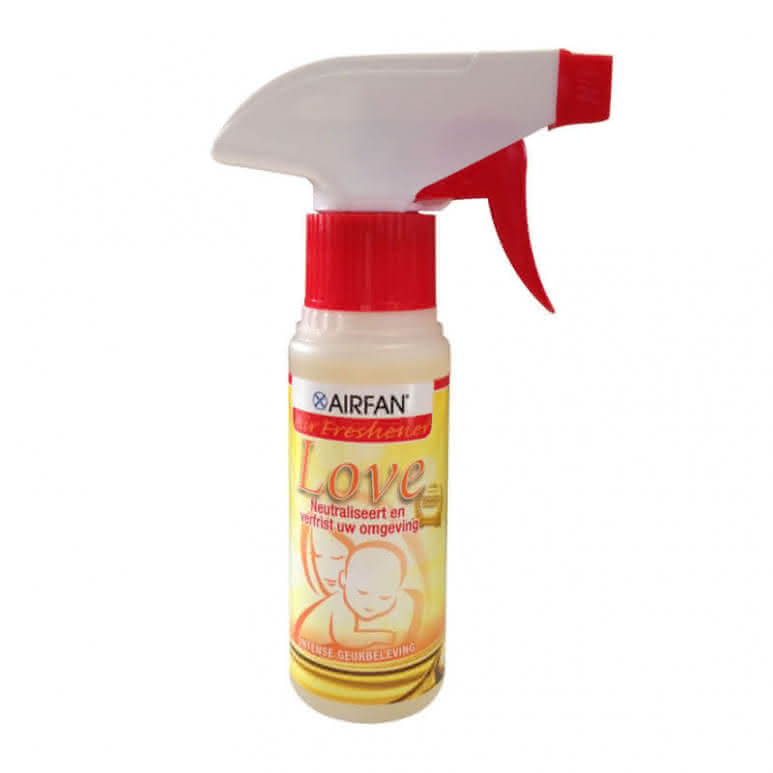 Lufterfrischer Air-Freshener - Love 100ml Raumspray