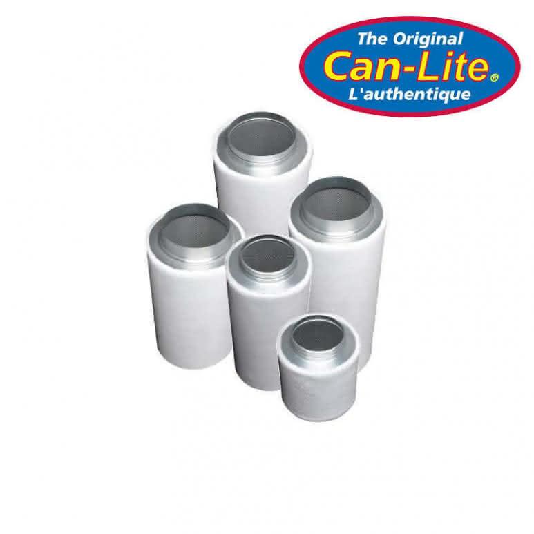CAN-Lite Aktivkohlefilter - Granulat-Aktivkohlefilter CKV4 Kohle