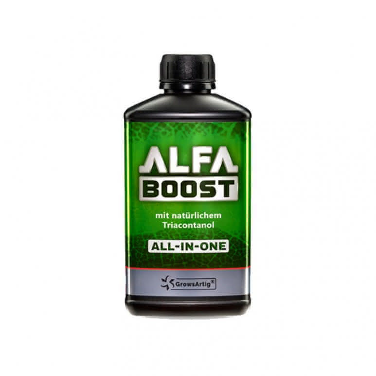ALFA Boost All-In-One 250ml - Pflanzenstimulator organisch