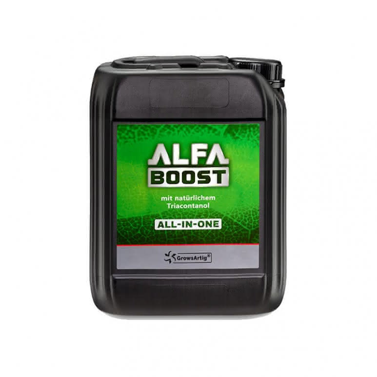 ALFA Boost All-In-One 5 Liter - Pflanzenstimulator organisch