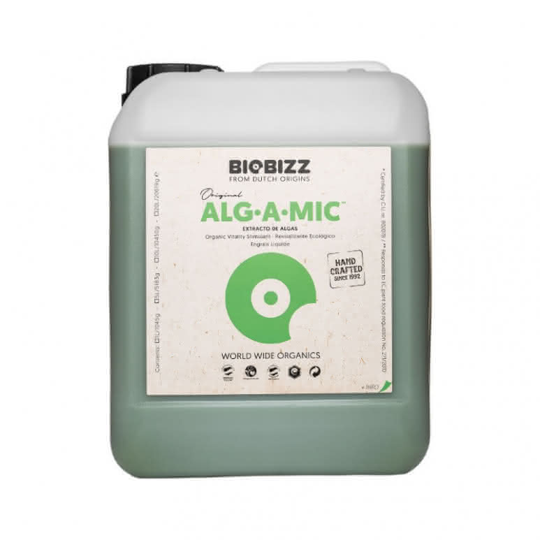 BioBizz® Alg a Mic 10 Liter - Vitalitätsbooster