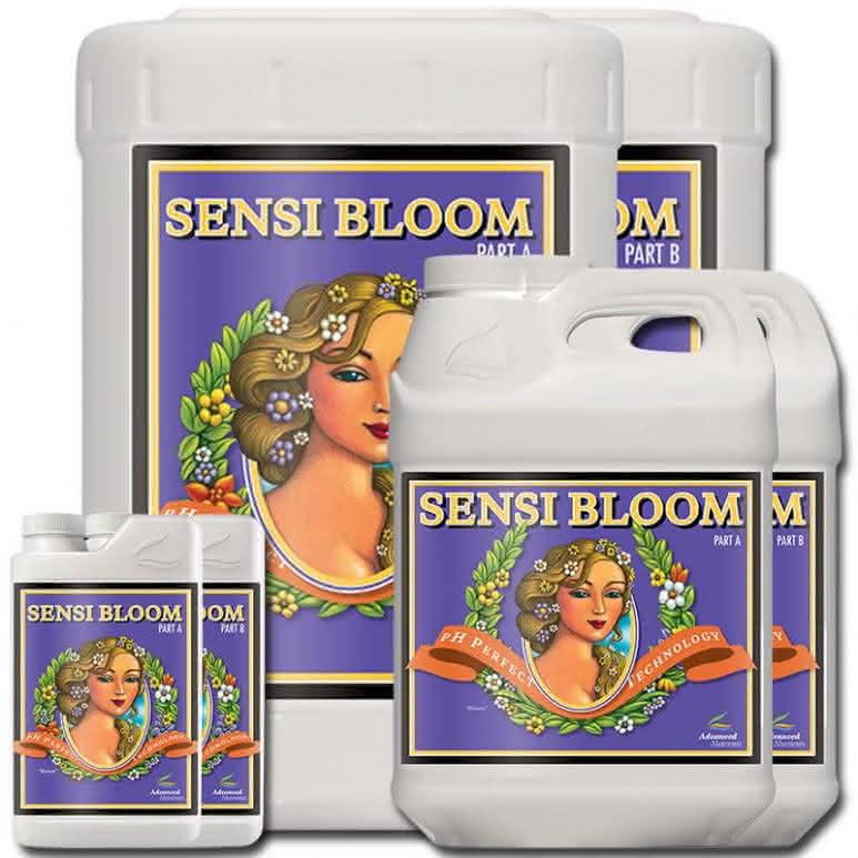 Advanced Nutrients Sensi Bloom A + B - Basisdünger