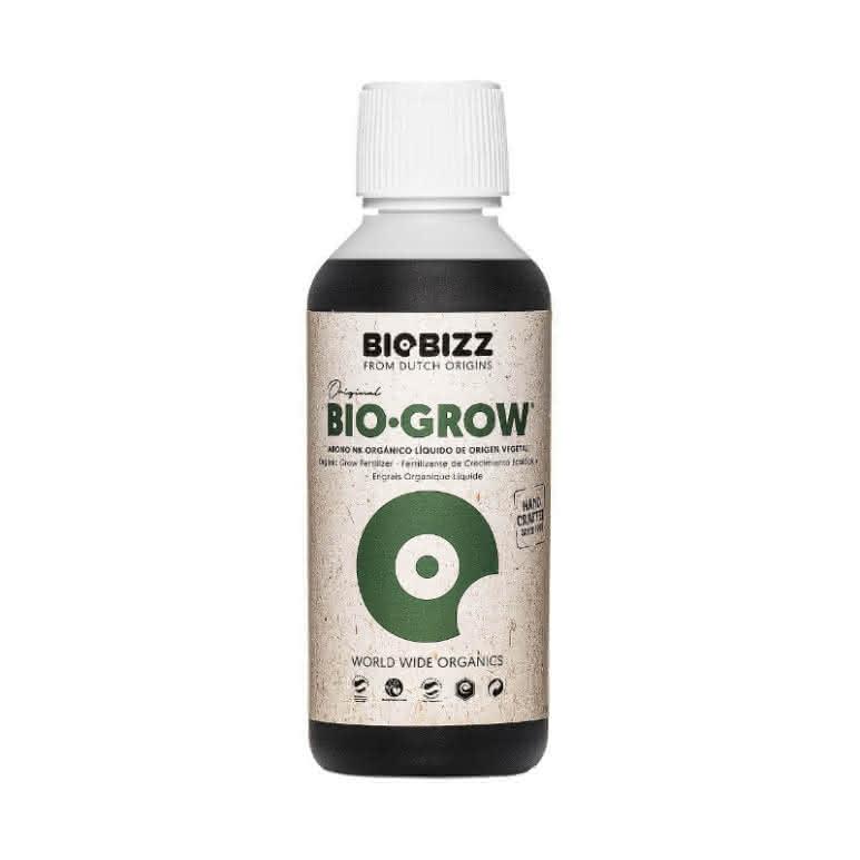 BioBizz® Bio Grow 250ml - Wachstumsdünger