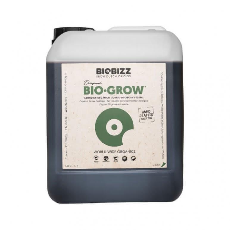 BioBizz® Bio Grow 5 Liter - Wachstumsdünger