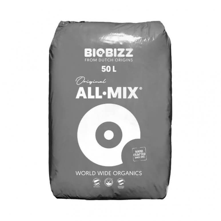 BioBizz® All-Mix 50 Liter - Erdsubstrat mit Perlite