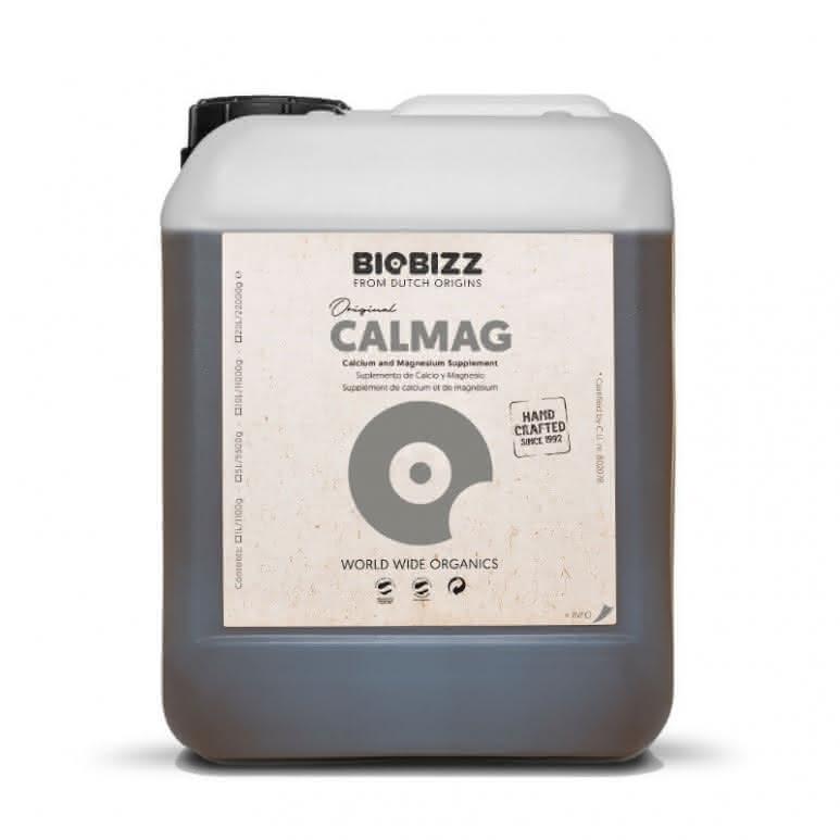 BioBizz® CalMag 5 Liter - Kalzium-Magnesium Booster