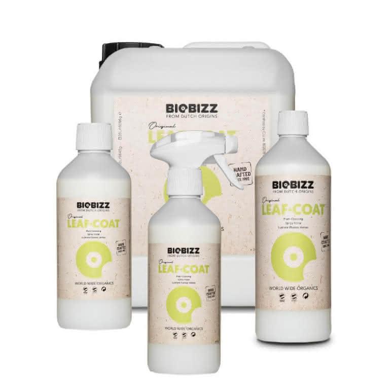 BioBizz® LeafCoat - Pflanzenhilfsmittel