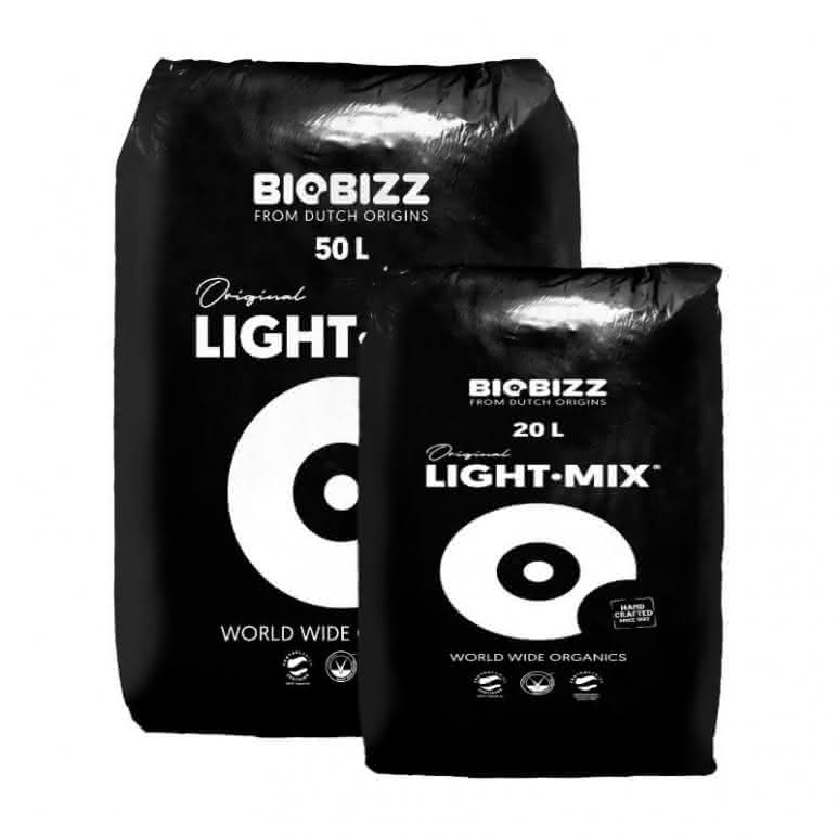 BioBizz® Light-Mix - Erdsubstrat mit Perlite