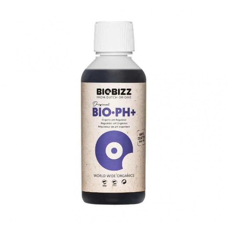 BioBizz® Bio-pH Plus 250ml - Natürliche pH Regulierung auf Huminsäurebasis