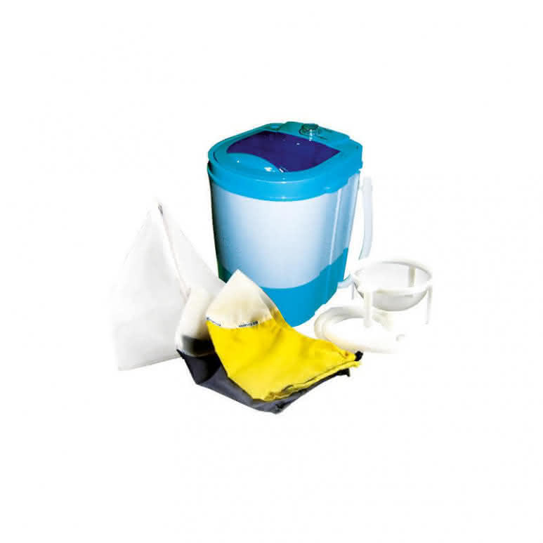 Bubbleator B-quick bis 500g inkl. 2er Sieb-Set