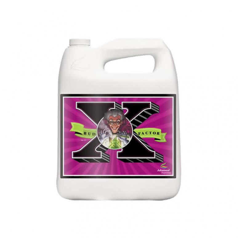 Advanced Nutrients Bud Factor X 4 Liter - Magnesiumbooster