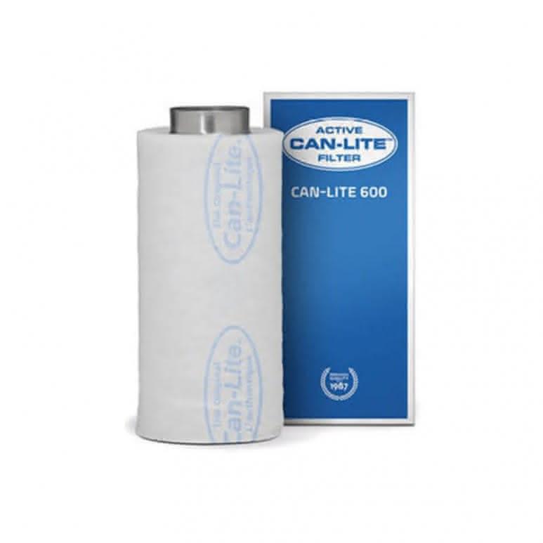 CAN-Lite Aktivkohlefilter 600m3/h - 160mm