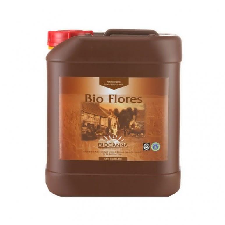 Canna Bio Flores 5 Liter - Blütedünger biologisch