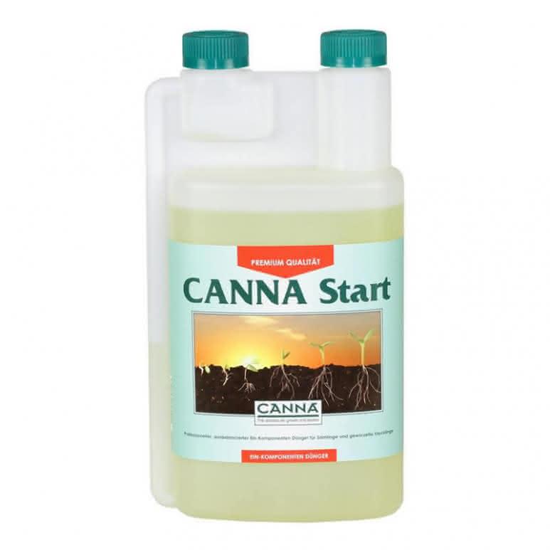 Canna Start 1 Liter - Speziell für Sämlinge