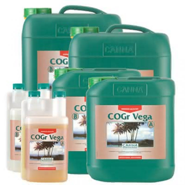 Canna COGr Vega A + B - Wachstumsdünger