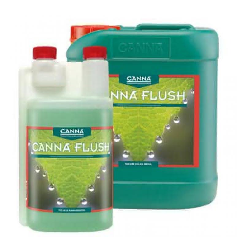 Canna FLUSH - Substratpflege