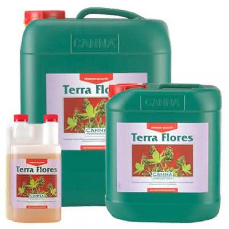 Canna Terra Flores - Blütedünger