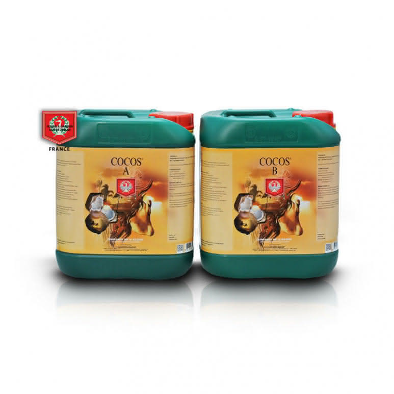 House & Garden Coco A + B je 5 Liter - Grunddünger