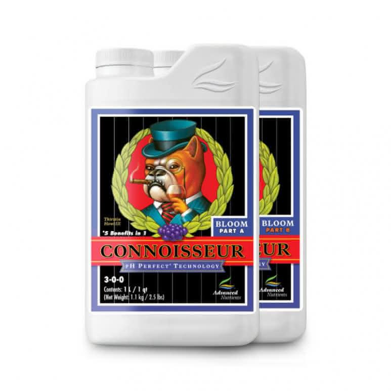 Advanced Nutrients Connoisseur Bloom A+B je 1 Liter - Basisdünger