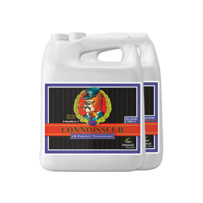 Advanced Nutrients Connoisseur Bloom A+B je 4 Liter - Basisdünger