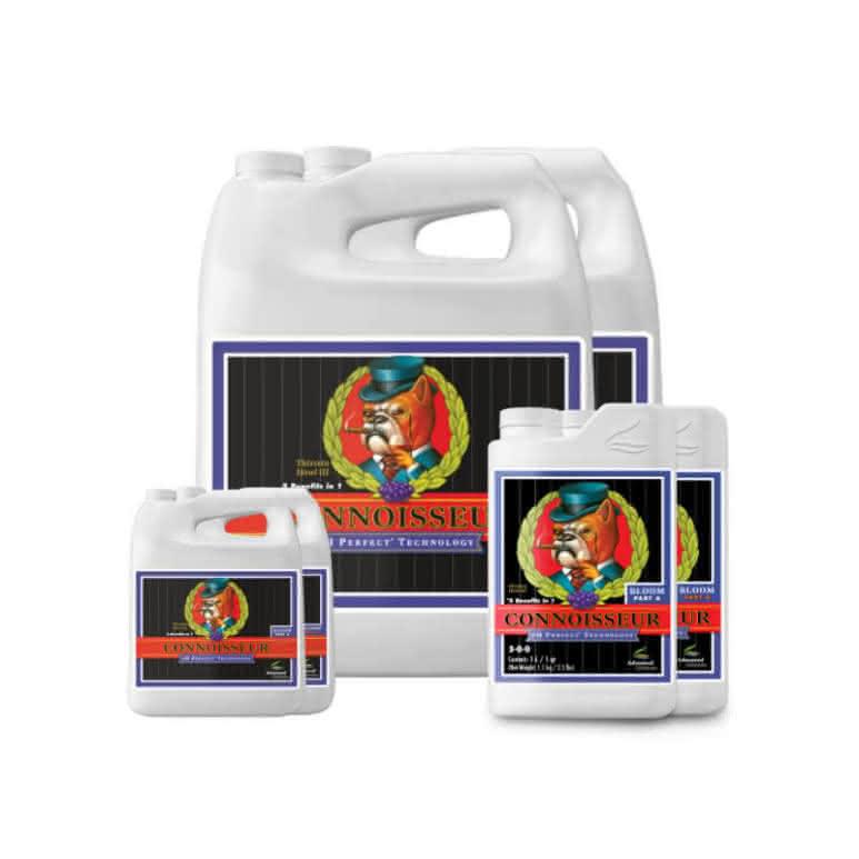 Advanced Nutrients Connoisseur Bloom A+B - Basisdünger
