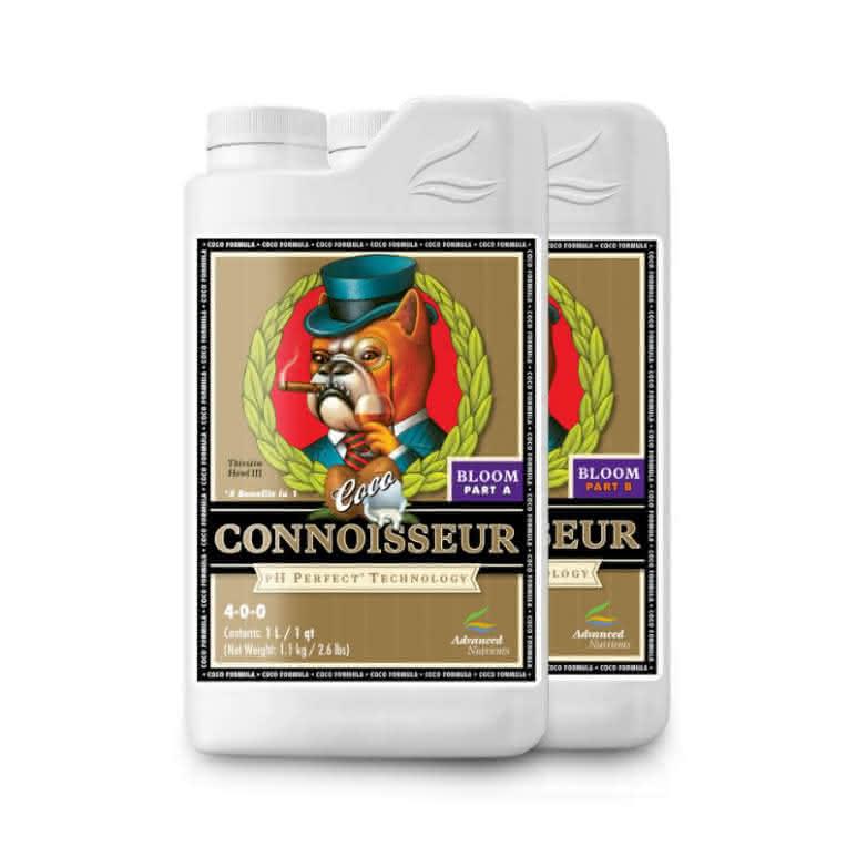 Advanced Nutrients Connoisseur Coco Bloom A+B je 1 Liter - Basisdünger
