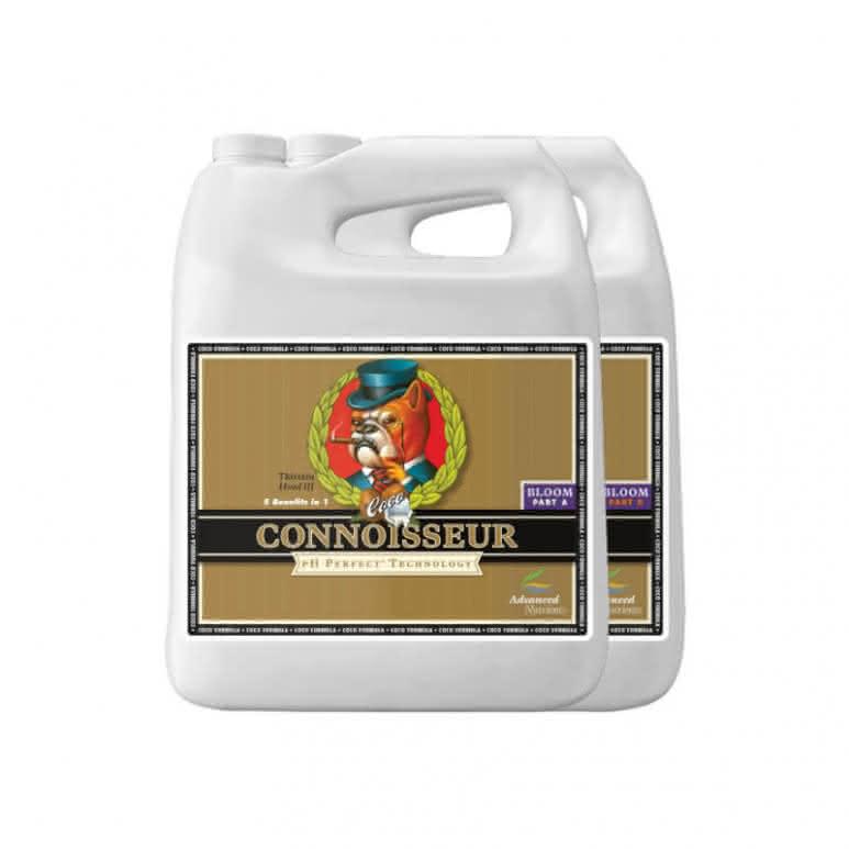 Advanced Nutrients Connoisseur Coco Bloom A+B je 4 Liter - Basisdünger