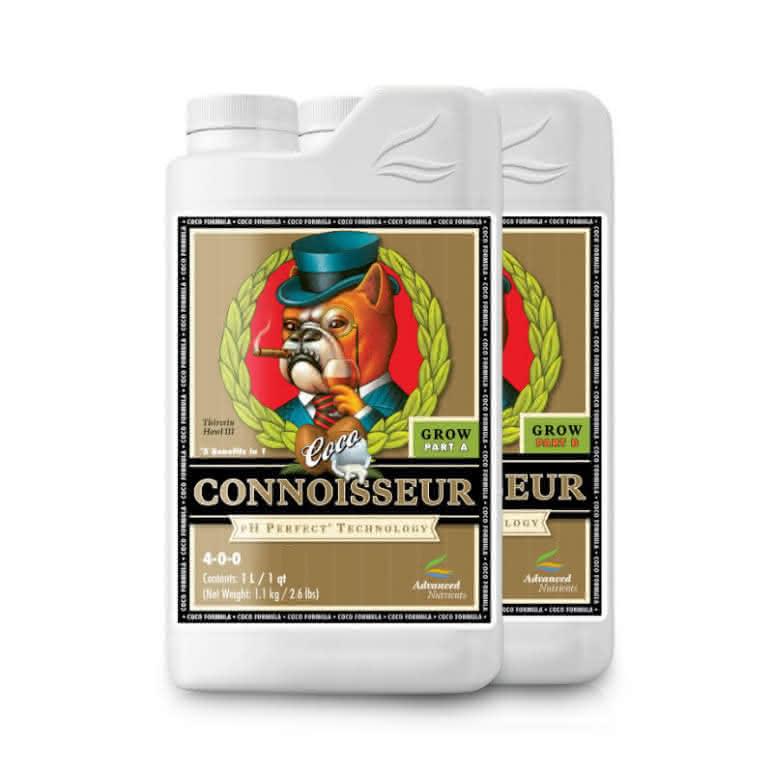 Advanced Nutrients Connoisseur Coco Grow A+B je 1 Liter - Basisdünger