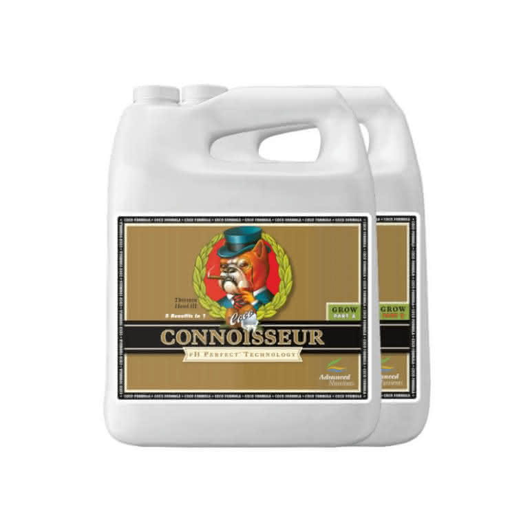 Advanced Nutrients Connoisseur Grow Coco A+B je 10 Liter - Basisdünger