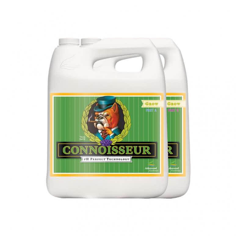 Advanced Nutrients Connoisseur Grow A+B je 4 Liter - Basisdünger