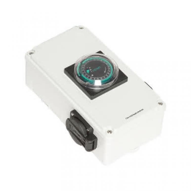 DAVIN DV12 Timerbox 2x600 Watt - Relaiskasten