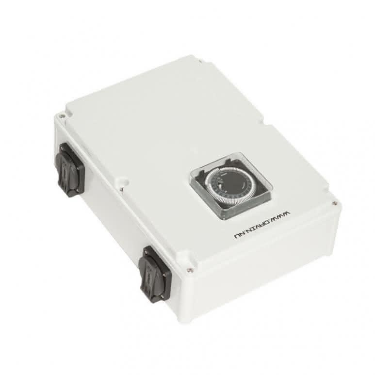 DAVIN DV14 Timerbox 4x600 Watt - Relaiskasten