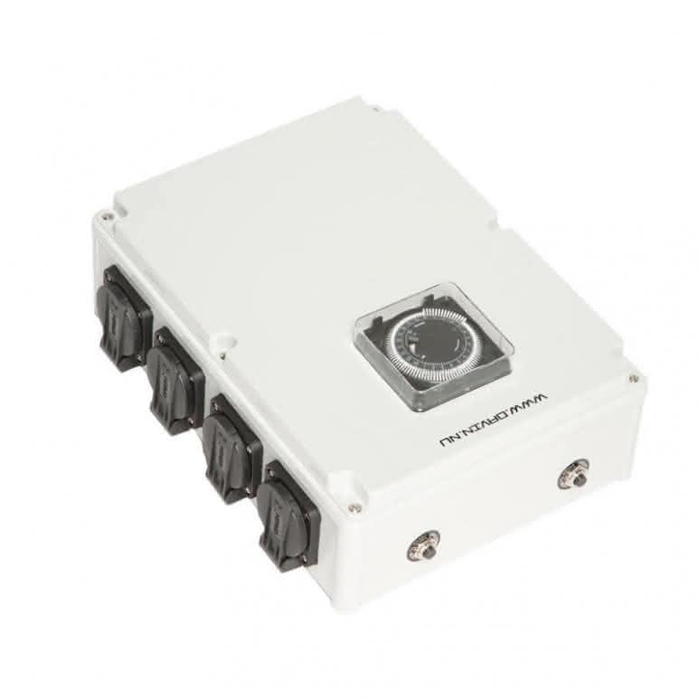 DAVIN DV28 Timerbox 8x600 Watt - Relaiskasten