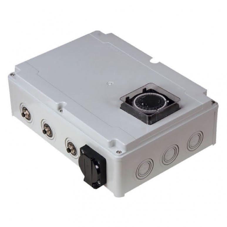 DAVIN DV33 Timerbox 12x600 Watt - Relaiskasten
