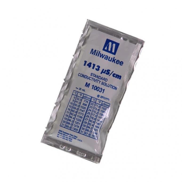 Kalibrierflüssigkeit EC 1.413 20ml