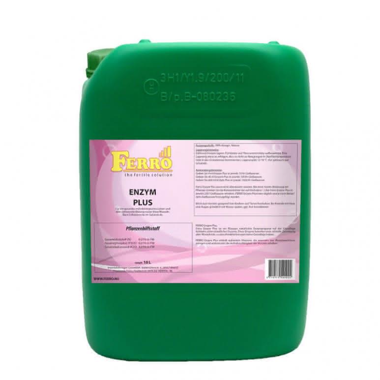 Ferro Enzyme Plus 10 Liter