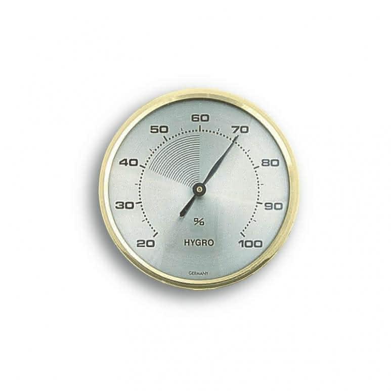 Faden-Hygrometer 71mm analog 0-100% - Präzisionsinstrument