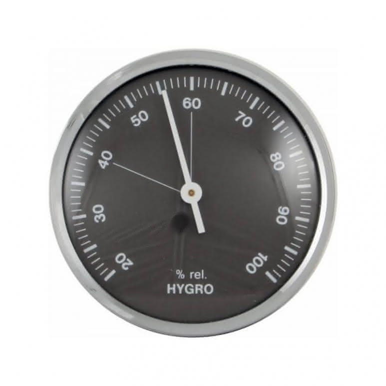 Faden-Hygrometer 70mm analog 0-100% - Präzisionsinstrument
