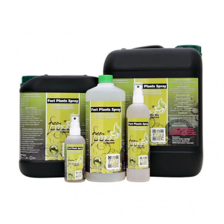 Green Buzz Liquids GBL Fast Plant - Pflanzenhilfsmittel