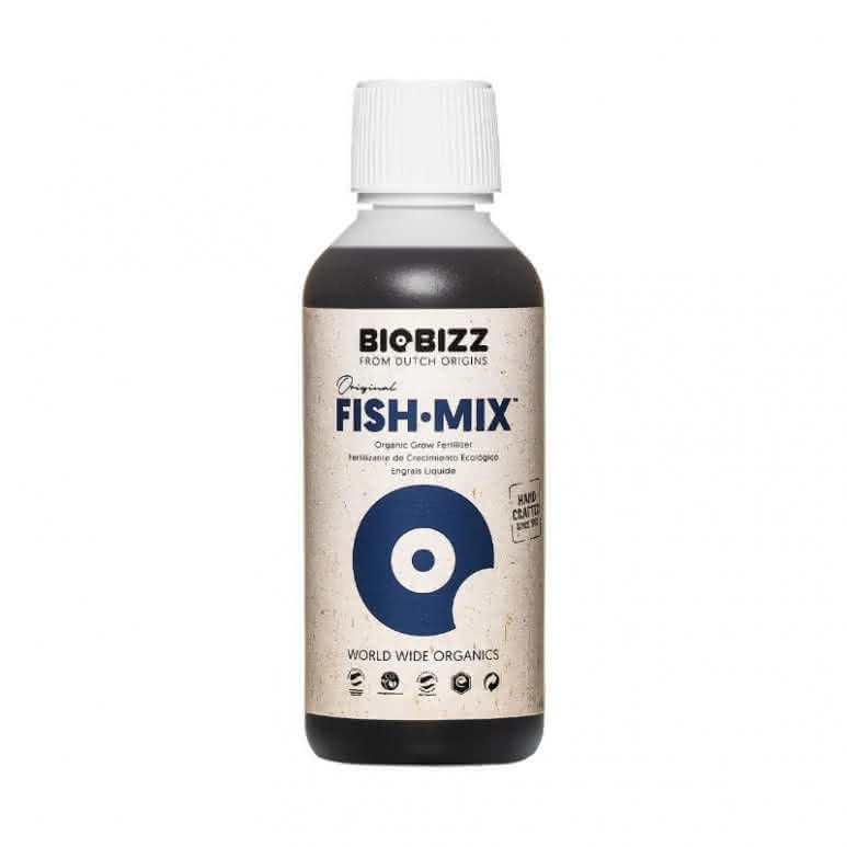 BioBizz® Fish-Mix 250ml - Pflanzenhilfsmittel
