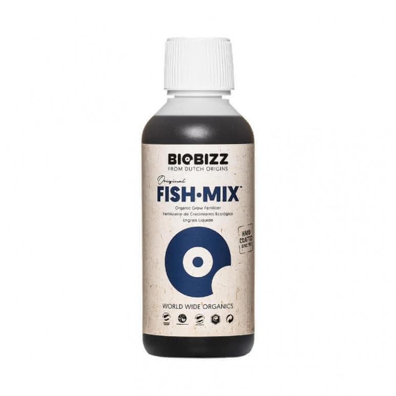 BioBizz® Fish-Mix 250ml - Pflanzenhilfsmittel