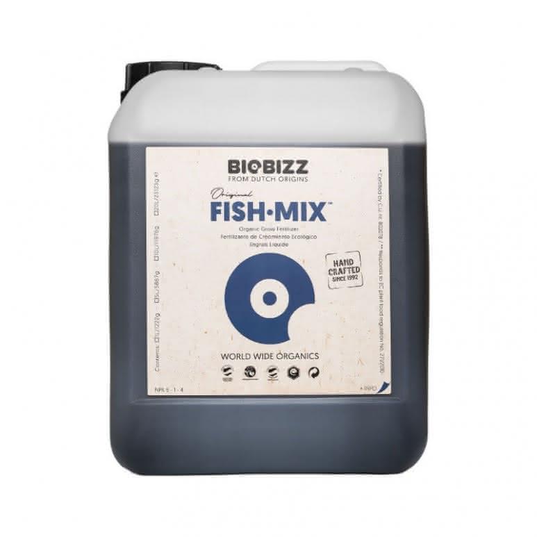 BioBizz® Fish-Mix 5 Liter - Pflanzenhilfsmittel
