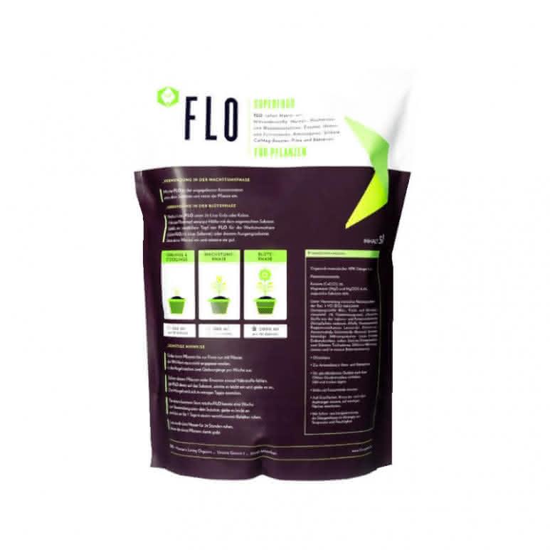 FLO All-In-One 1 Liter - Granulatdünger