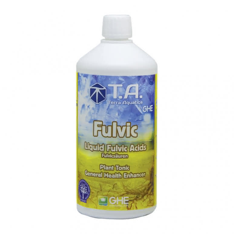 Terra Aquatica Fulvic 1 Liter - Fulvosäure