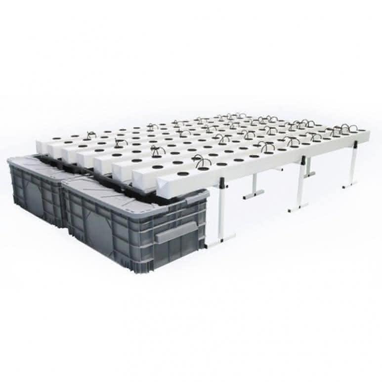 General Hydroponics GHE AeroFlo120 - Aeroponisches System für 120 Pflanzen